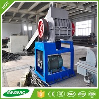 China Professional Tire Recycling Machine for Scrap Tyre UK