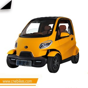 60V4KW RHD 4 wheels chinese 2 seat right hand drive electric car for adult