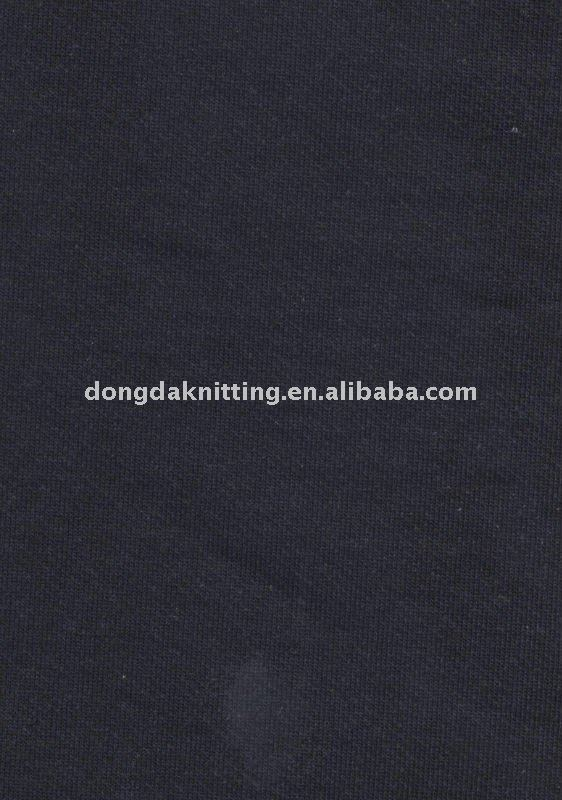 26s 160gsm 80% polyester 20%cotton single jersey fabric