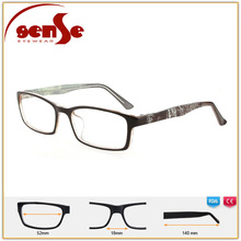 2014 latest optical eyeglass frames for women, new model optical spectacle for optical shop