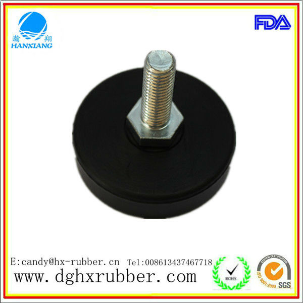Anti-skidding/rubber feet/rubber pad/rubber screw for running machine/table/ladder/chair/furniture/bus