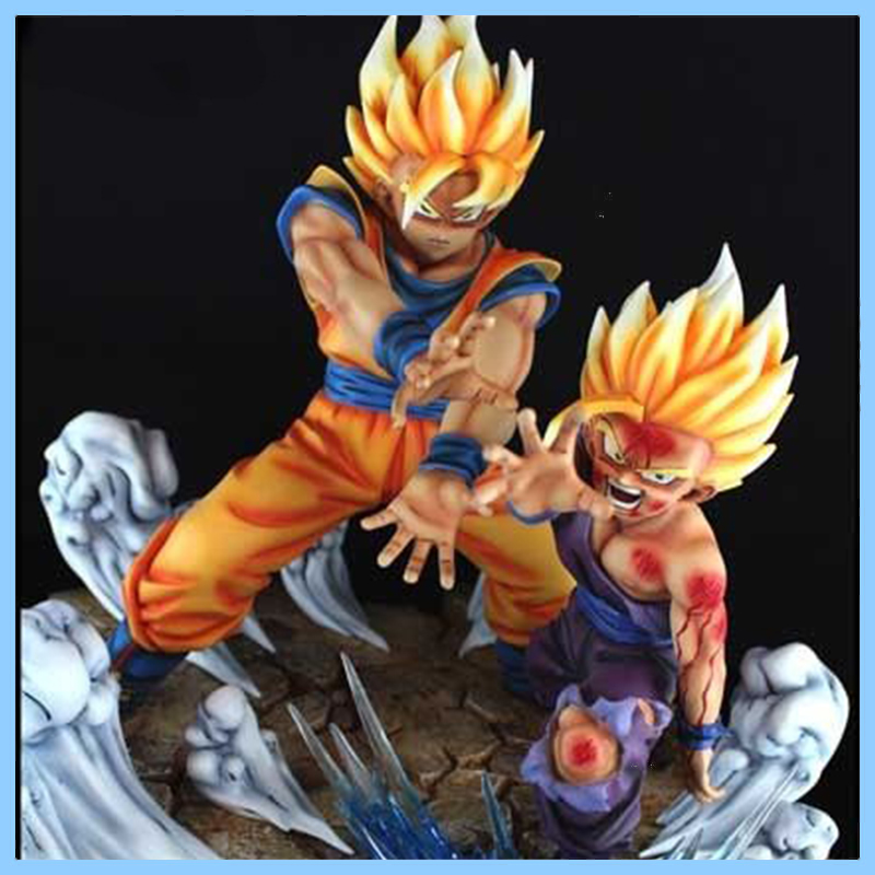 OEM/ODM Japanese Dragonball Decorative Statue