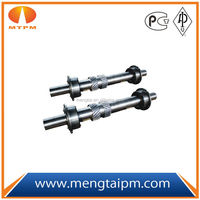 China supplier of mud pump parts Pinion Shaft Gear Shaft