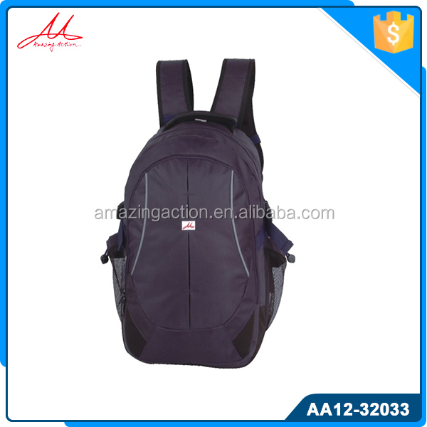 fashion design targus 600D fabric labtop backpack leisure sport backpack