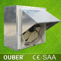 outdoor industrial axial exhaust fan extractor fan for poultry and greenhouse