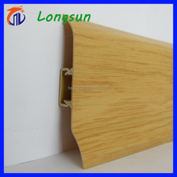 Cheap online shopping trim interior wall paneling pvc skirting