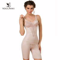 China Shapers Wholesale Manufacturer Nylon Body SuitCorset Slimming