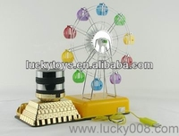 Happiness Ferris Wheel Music Box with perfume and mobile seat
