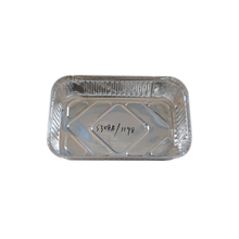 Disposable Aluminum Foil Pans Food Storage Containers