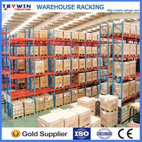 Heavy duty warehouse factory storage selective pallet rack for pallet racking warehouse storage system