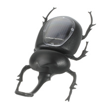 Custom Solar Powered Beetle Insect Toy for Kid