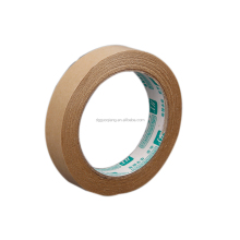 wholesale good adhesive High quality custom printed kraft paper tape with company logo by professional manufacture