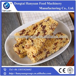 Granola energy bar machine chocolate production line