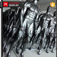 Wholesale Fiberglass Shop Display Strong Muscle