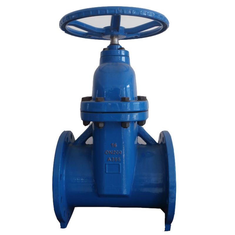API 600 DN200 Handle Wheel Gate Valve