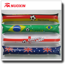 NX bang boom Inflatable balloon cheer thunder stick fan cheer inflatable clapper