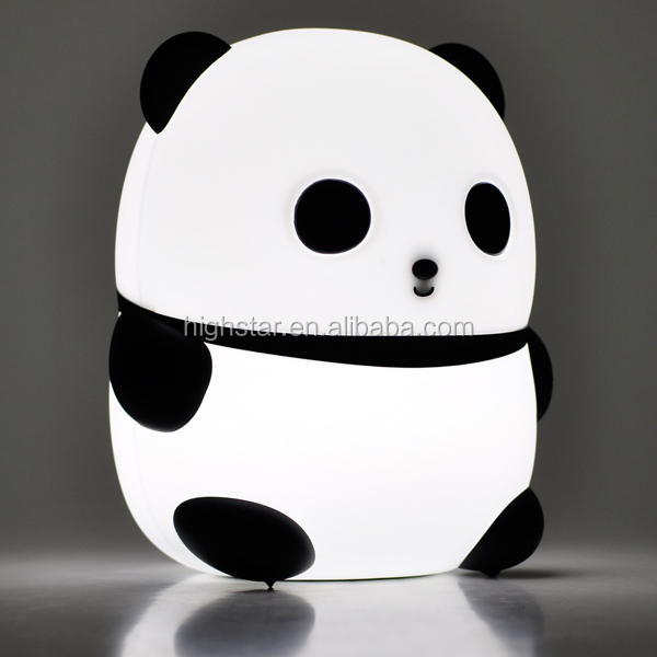 panda sensor touch light/animal lamp