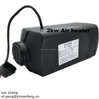 CE E-MARK2kw power 12v/24v cargo truck heater