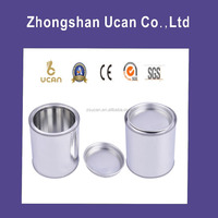 200ML Round Empty Paint Tin Cans