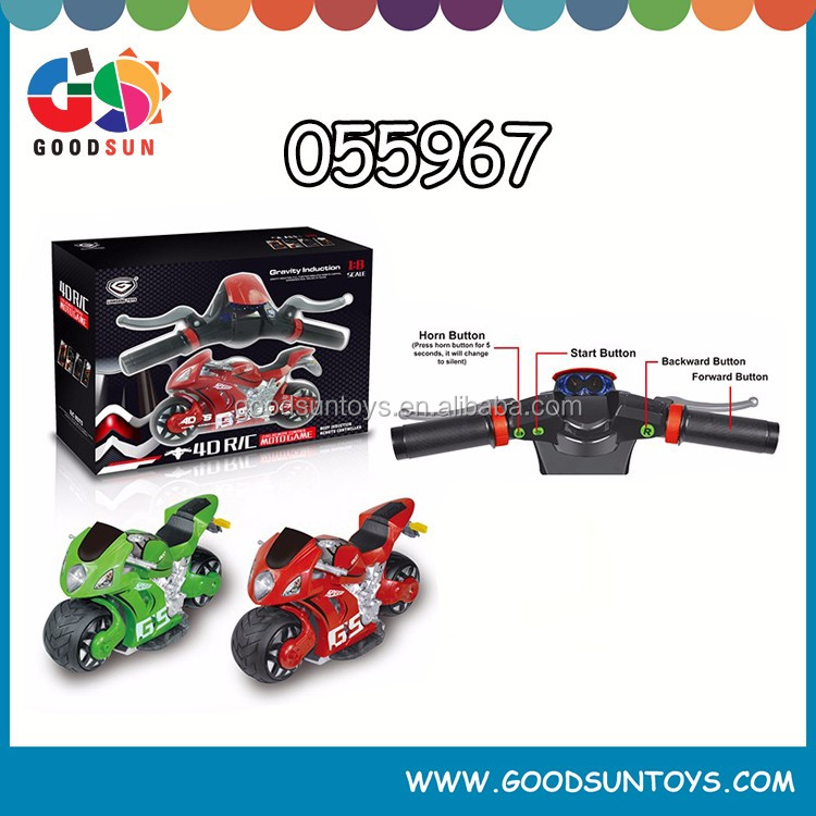 2016 New 4D RC simulation motorcycle
