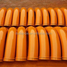 competitive price5D 90DEGREE CARBON STEEL BEND,ASME B16.49 carbon steel bend,butt welded pipe fittings