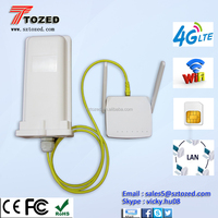 4G LTE CPE WIFI router Wireless Rural Network coverage