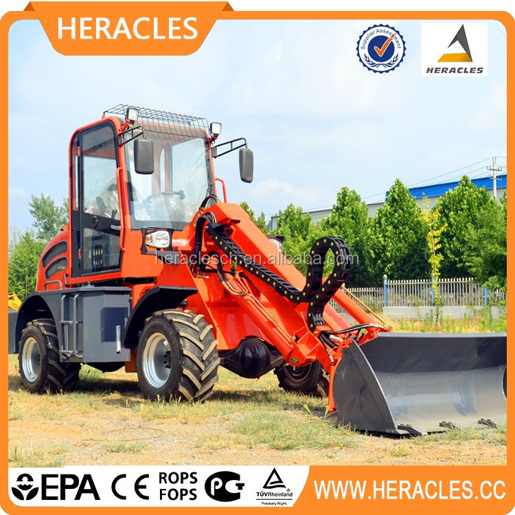 Hydraulic Articulated telescopic forklift loader China