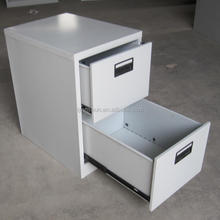 Luoyang KD structure metal drawer dental file cabinet with file hanging bar JAS-001-2D