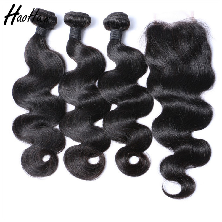 Chinese Hair Vendors Sales In Brazil Hair Bundles And Lace Closure Virgin Brazilian Hair Wholesale