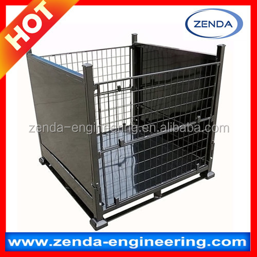 Collapsible Cage Pallet