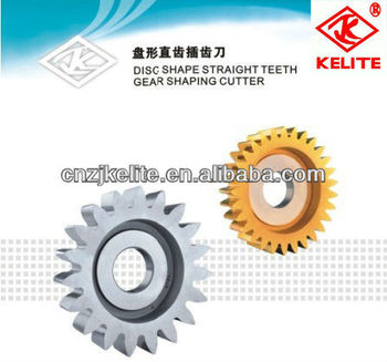 DISC TYPE STRIGHT TEETH GEAR SHAPER M3 d100