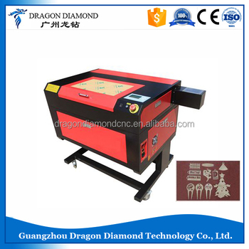 hot sale laser machine/laser cutter for stamp/wood/acrylic LZ-3050