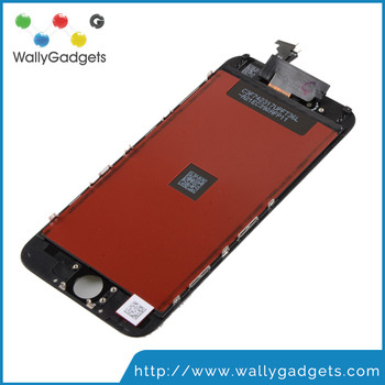 Wholesale Grade A++ LCD Display Assembly With Frame For iPhone 6 Screen Display
