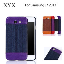 wholesale price case for samsung galaxy j7 2017, matched color wood back cover case for samsung galaxy j7 2017