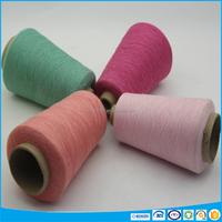 EXW TC and viscose blended melange top dyed yarn