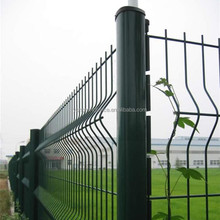 1.8m high Trade Assurance Airport Welded Wire Mesh Fence/Razor Barbed Wire Fence for France