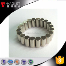 Block magnet 30 x 30 x 15 mm Neodymium N45 nickel-plated