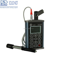 Solid Newest Pen-type digital portable leeb hardness measuring tool