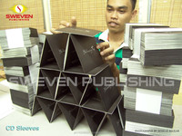 Quality CD Sleeves, CD Jackets, CD Label Printing