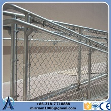 parking lot chain link fence (made in china )