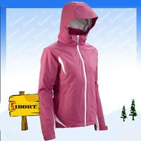 JHDM-2061 womens keep warm 2 in 1 jacket for winter