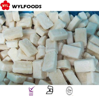 Market Price Bulk wholesale frozen Garlic puree/ frozen garlic paste cube