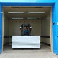 freight elevator which has safe,high-capacity,steady speed and big lift car configuration