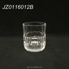 Hot sale 200ml elegant cylinder clear glass drinking tumbler,old fashion glass whiskey cup,glass water cup for home&restaurant