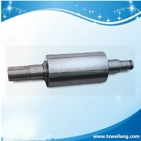 Forged steel working rolls/ forged mill roll/ forged track roller