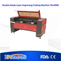 TS1490D laser engraving machine with rotary device