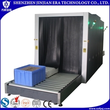 biggest size 150180C port customs x ray baggage machine for huge logistics park
