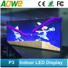 Led display Manufacturer making Smd P3 Led video wall screen