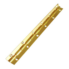 HG12008-6 6'' Gold Steel Decorative Box Hinges
