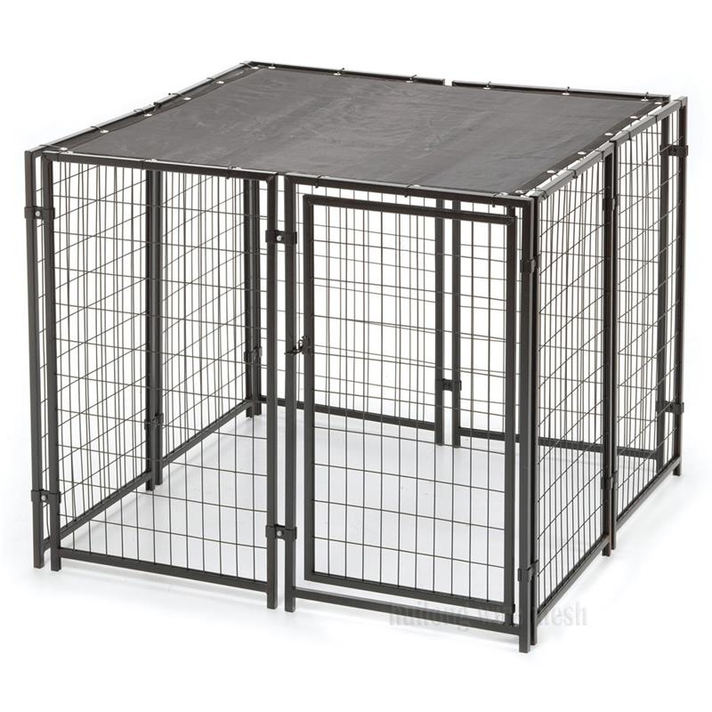 Factory large dog kennel crates with CE certificate